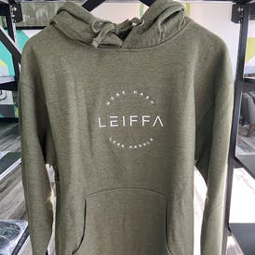 LEIFFA Hoodie - XL