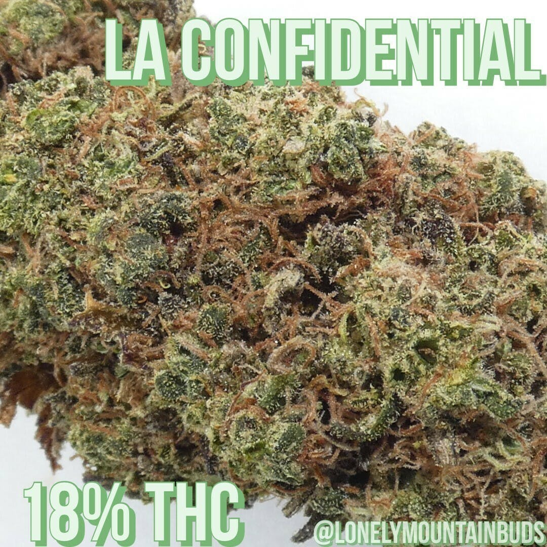 La Confidential - $43 Eighth OTD
