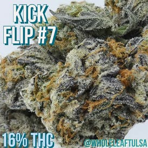 Kick Flip 7 - $30 Eighth OTD