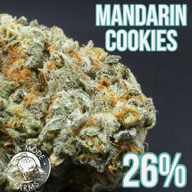 Mandarin Cookies - $57 Eighth OTD
