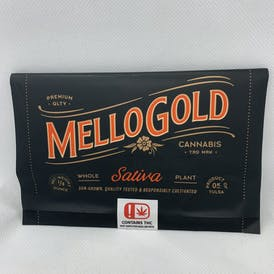 Mellow Gold - DIY Preroll Pouch and Papers - 7G - Orange Creamsicle - 27.1% THC - $57 OTD