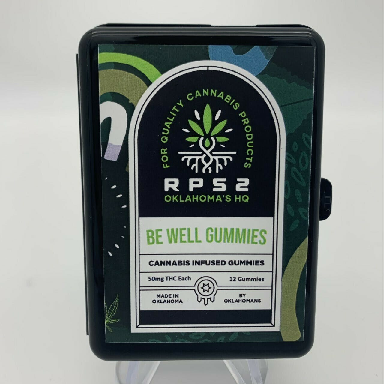 RPS2 - Delta 8 - 50mg 12 Pack Gummies - $51 OTD
