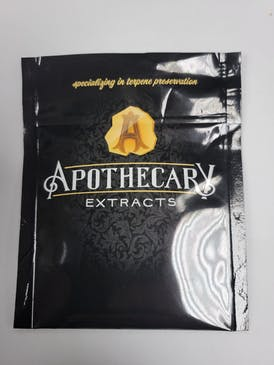 Apothecary - Frosted Slurrup Shatter