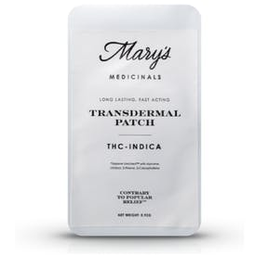 Mary's Medicinals - 20mg Transdermal Patch - Indica