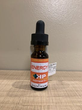 ENERGY SUBLINGUAL OIL 3:1
