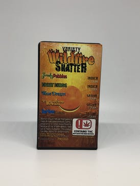 Wildfire Shatter Variety 5g