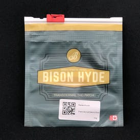 Bison Extracts Trans Dermal Patch 5 Pack