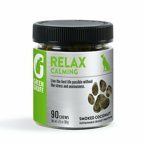 Relax Calming CBD Dog Treats