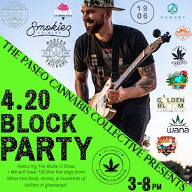 420 BLOCK PARTY