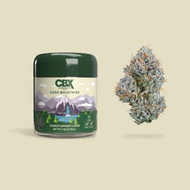 Kush Mountains Premium Cannabis Flower