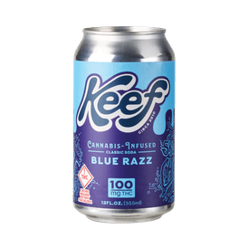 Keef Classic Blue Razz- MED