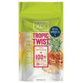 Tropic Twist Gummies