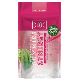 SYNERGY 1:1 Sweet Watermelon Gummies