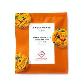 Sweet Grass Peanut Butter with Chocolate Bits 500mg / Medical