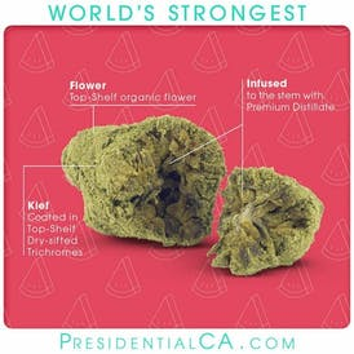 Presidential Moonrock - Watermelon (1g & 3.5g)