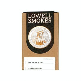 Lowell Smokes - The Sativa Blend - 3.5g Pack