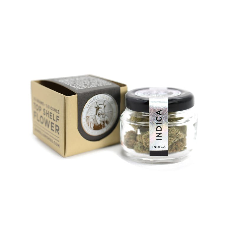 Indica - Lowell Flower - Indica 3.5g