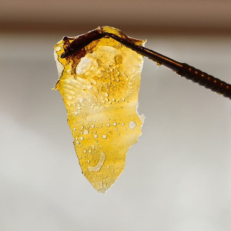 Concentrate - White Strawberry Rosin