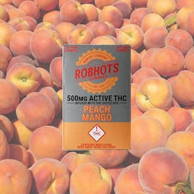 ROBHOTS - Peach Mango Gummy Multipack 500mg (MED)