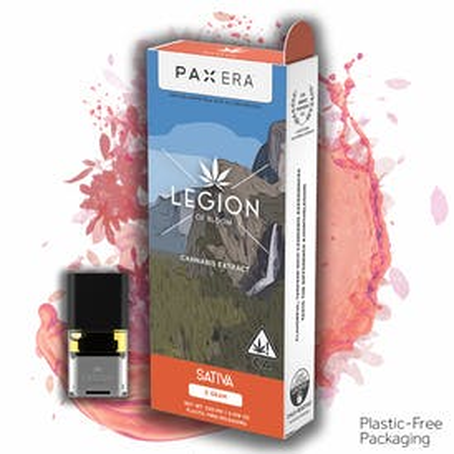 Legion of Bloom   Nina Limone Pax ERA Pod