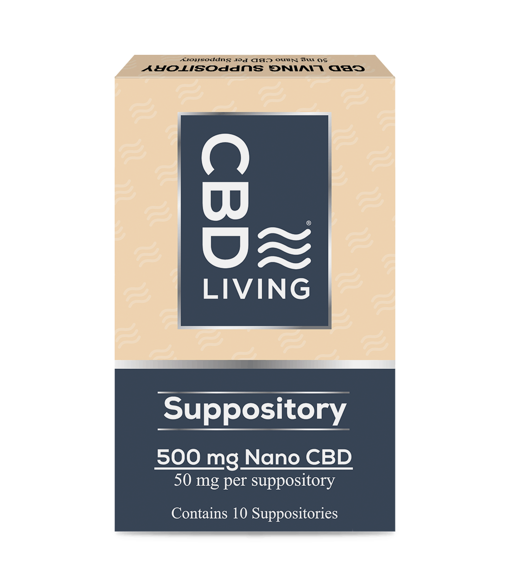CBD Living Suppositories