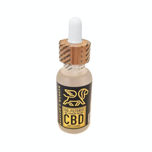 Babylons Garden CBD Isolate Tincture - Mint 1000mg Reviews