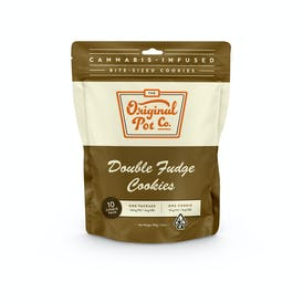 10 Pack Double Fudge Cookies