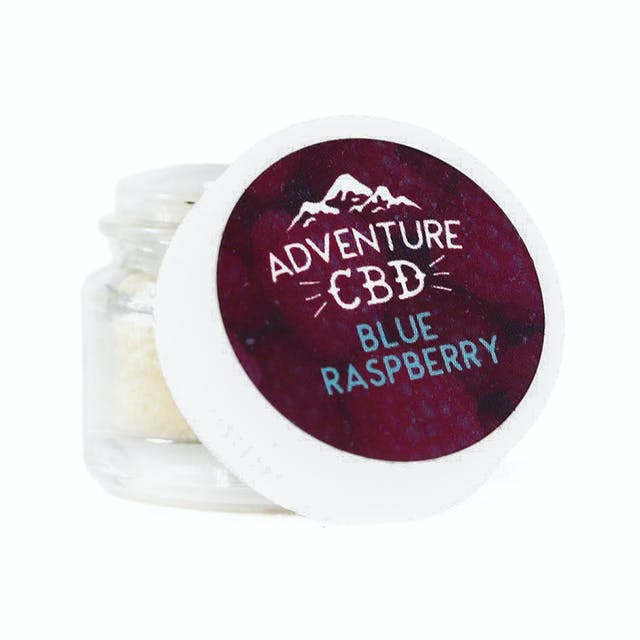 Adventure CBD & Hemp Flavored CBD Isolate - 1000mg - 1g