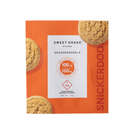 Sweet Grass Snickerdoodle Cookie 100mg / Medical