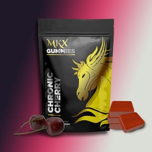 100mg Gummies Chronic Cherry