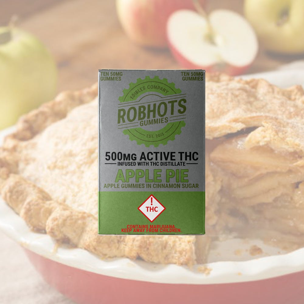 ROBHOTS - Apple Pie Gummy Multipack 500mg (MED)
