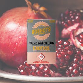 ROBHOTS - Exotics Gummy Multipack 500mg (MED)