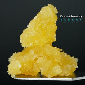 1g Concentrate Zsweet Insanity