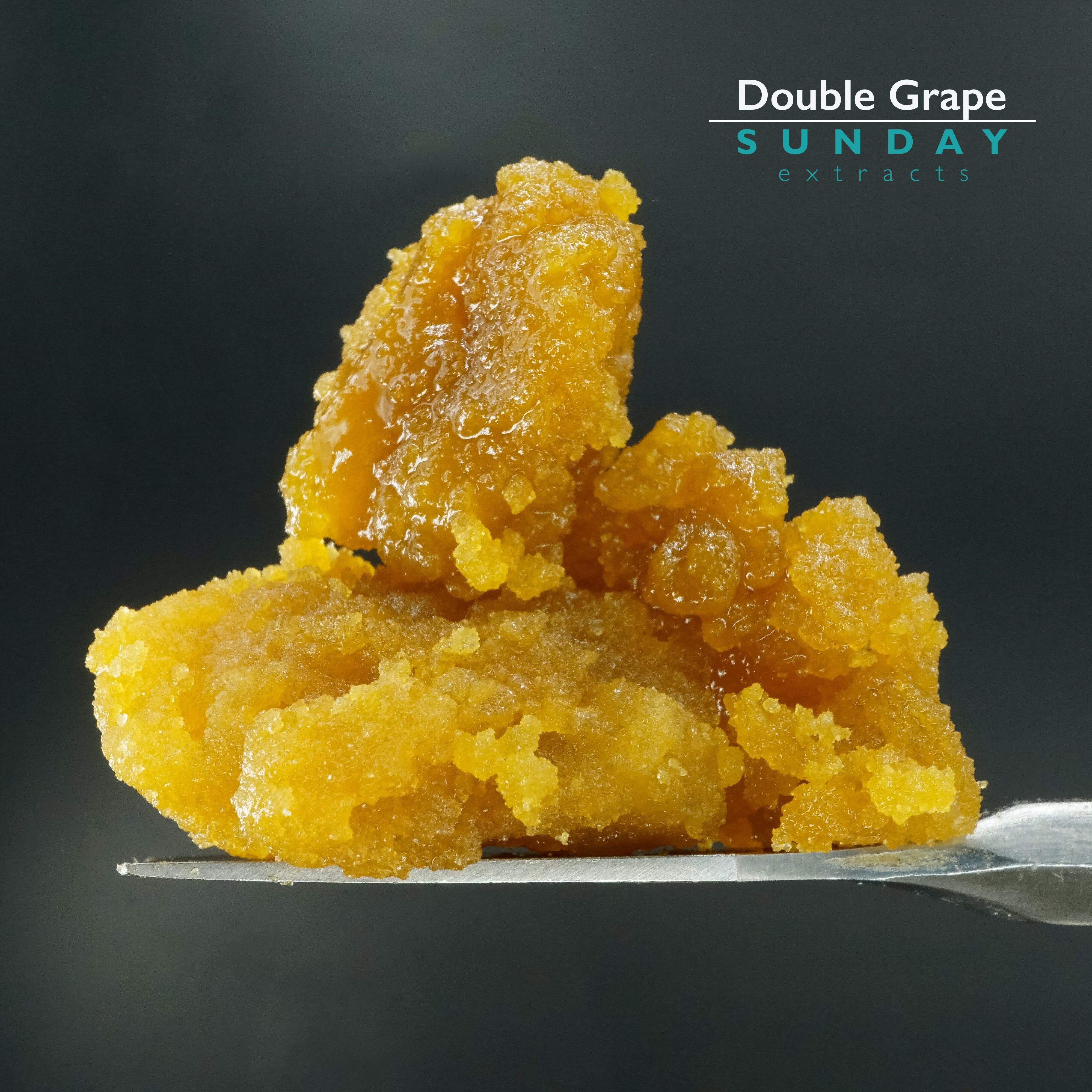 1g Concentrate Cured Resin - Double Grape