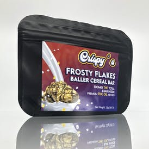 Crispy's | Frosty Flakes 100mg