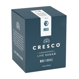 Cresco |Mendo Breath | Indica Live Sugar