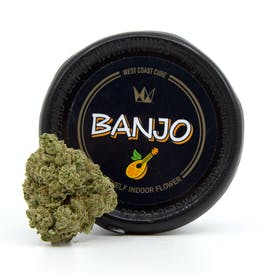 Banjo 1/8th Canned Flower (3.5g)