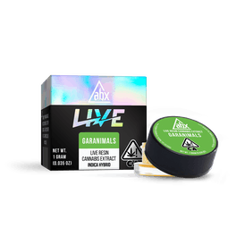 Garanimals Live Resin Concentrate 1G