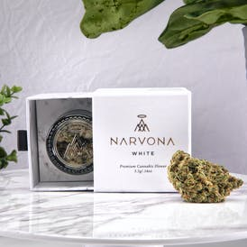 Narvona White | Gas Breath