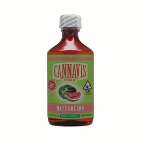 1,000mg Watermelon THC Syrup Tincture