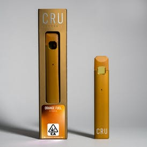 Orange Fuel (0.5ml Disposable Pen)