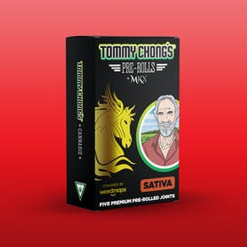 Tommy Chong Pre-Roll Sativa 5 Pack